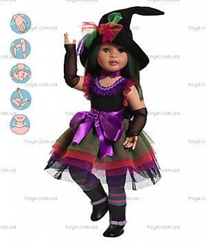 Детская шарнирная кукла «Ведьма», 06544