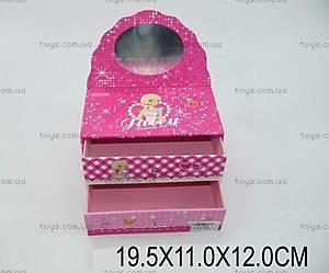 Детская шкатулка для девочки, JC6212 (11717