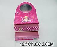 Детская шкатулка для девочки, JC6212 (11717, отзывы