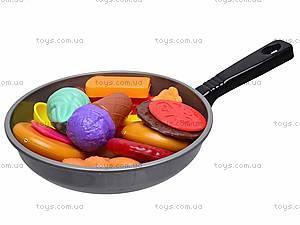 Детская сковородка с продуктами, 2386