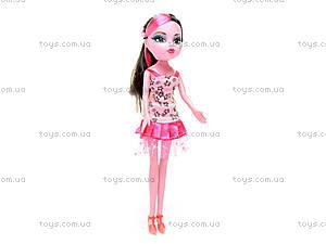 Детская стильная кукла Monster High, HP1031788, фото