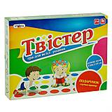 Детская стратегическая игра «Твистер», 887, фото