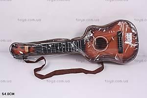Детская струнная гитара, 180A7