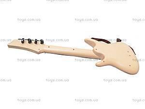 Детская струнная гитара, в сумке, Q695A25, купить