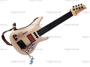 Детская струнная гитара, в сумке, Q695A25, цена