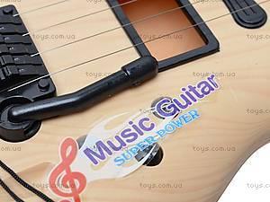 Детская струнная гитара, в сумке, Q695A25, детские игрушки