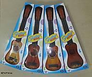 Детская струнная гитара для игры, Q630B5, фото