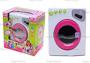 Детская стиральная машина с эффектами, 6890A