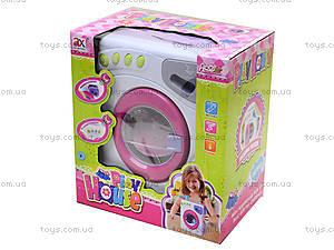 Детская стиральная машина с эффектами, 6890A, отзывы
