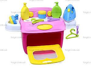 Детская стиральная машина с утюгом, 008-92A, toys.com.ua