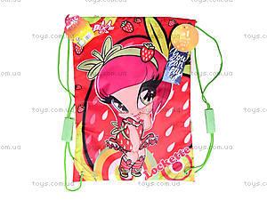 Детская сумка для обуви с карманом Pop Pixie, PP14-601-2K, купить