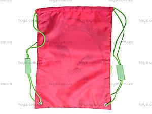 Детская сумка для обуви с карманом Pop Pixie, PP14-601-2K, фото