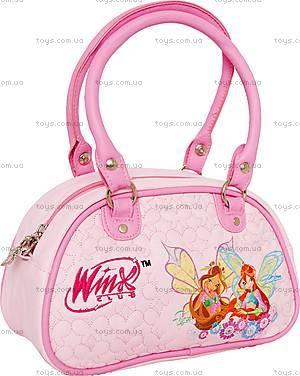 Детская сумка «Винкс», светло-розовая, 551618