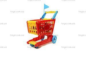 Детская тележка с продуктами, 6619A