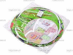 Детская тканевая корзина для игрушек, 1497-33, цена