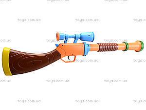 Детская винтовка с дартсом, 567A, купить