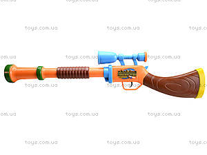Детская винтовка с дартсом, 567A, детские игрушки