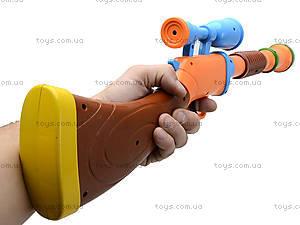 Детская винтовка с дартсом, 567A, магазин игрушек