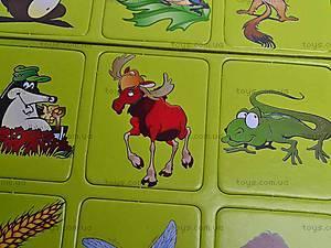 Детская игра-меморика «Волшебный лес», 20611, фото