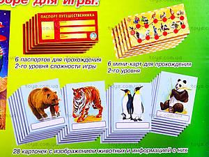 Детская игра «Путешествуем по миру» 3в1, 5730, фото