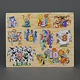Детская игра с цифрами и животными, 779-608, купить