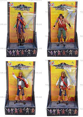 Детская игровая фигурка «Пираты», Q9899-102