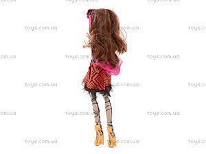 Детская кукла «Эвер Автер Хай», E800K-A, купить