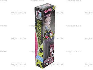 Детская игровая кукла Monster High, 033D5, игрушки
