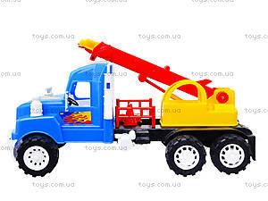 Детская игровая машина «Подъемный кран», 15-003-1, цена