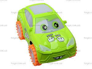 Детская игровая машинка со звуковым эффектом, 336-122A, купить