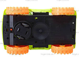 Детская игровая машинка со звуковым эффектом, 336-122A, отзывы
