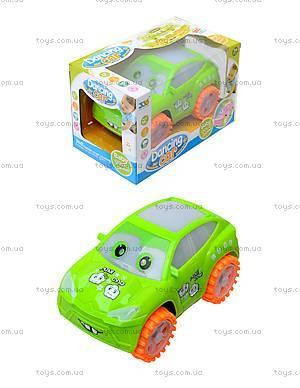 Детская игровая машинка со звуковым эффектом, 336-122A