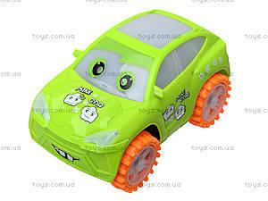 Детская игровая машинка со звуковым эффектом, 336-122A, цена