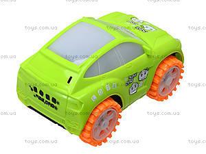 Детская игровая машинка со звуковым эффектом, 336-122A, игрушки
