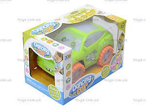 Детская игровая машинка со звуковым эффектом, 336-122A, магазин игрушек