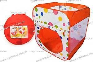 Детская игровая палатка, 64899, купить