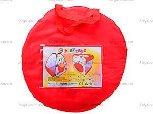 Детская игровая палатка, 64899, цена