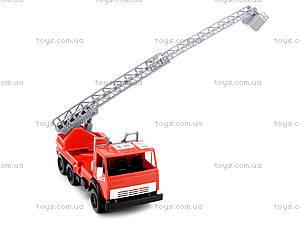 Детская игровая пожарная машина, 290, купить