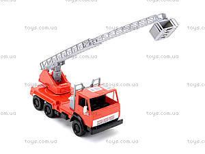Детская игровая пожарная машина, 290, отзывы