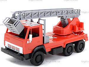 Детская игровая пожарная машина, 290, цена