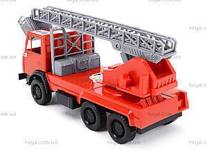 Детская игровая пожарная машина, 290, магазин игрушек
