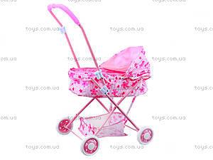 Детская игрушечная коляска для куклы, 8826AH-1, купить