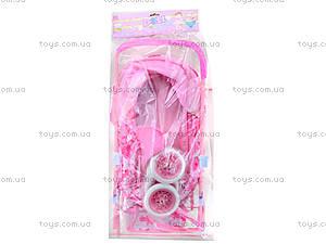 Детская игрушечная коляска для куклы, 8826AH-1, фото