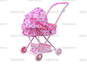 Детская игрушечная коляска для куклы, 8826AH-1, отзывы
