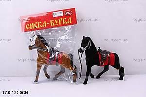 Детская игрушечная лошадь «Сивка-Бурка», 25