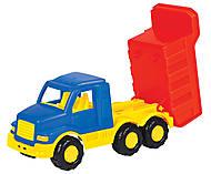 Детская игрушечная машина «Самосвал», 35141, отзывы