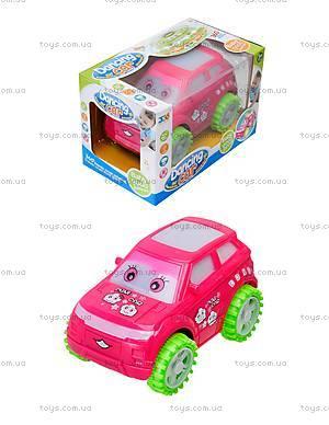 Детская игрушечная машина со звуковыми эффектами, 336-121A