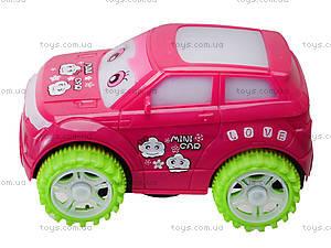 Детская игрушечная машина со звуковыми эффектами, 336-121A, цена