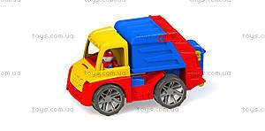 Детская игрушечная машинка «Мусоровоз», 300