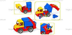 Детская игрушечная машинка «Мусоровоз», 300, купить